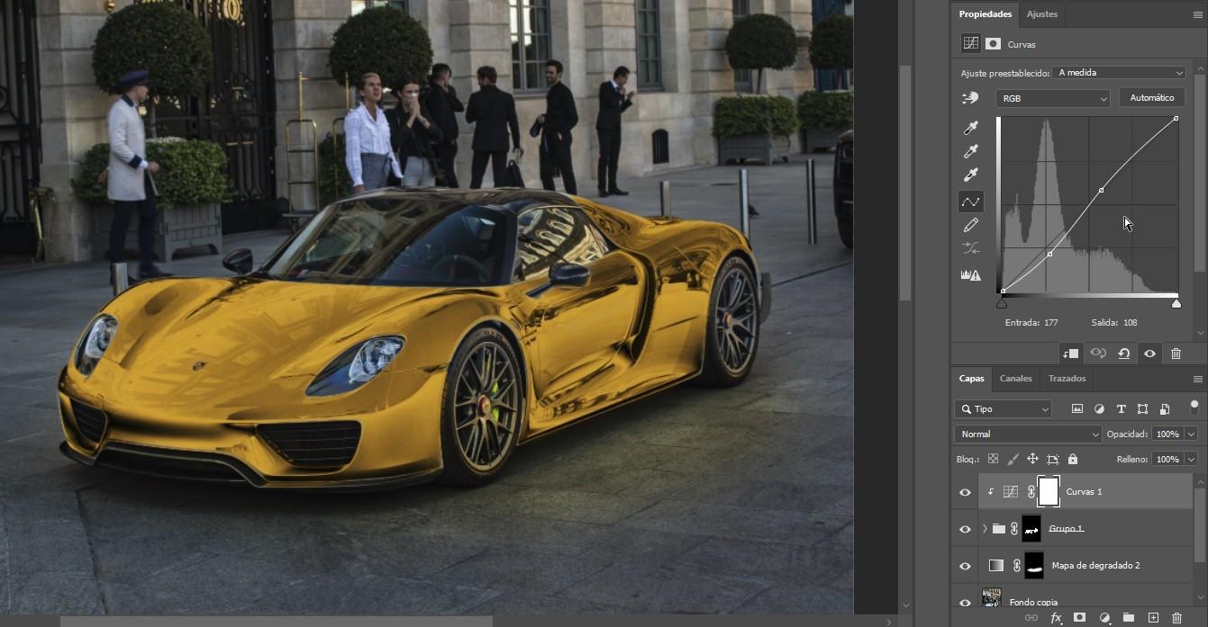 color dorado photoshop img 5
