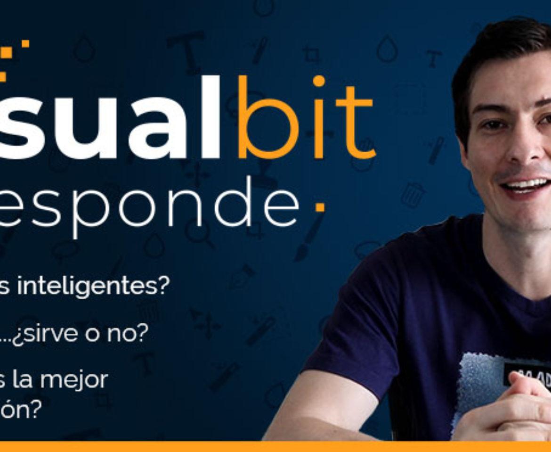 ¿Objeto inteligente en Photoshop? ¿Cuál es la mejor resolución? | Visualbit Responde ep. 1