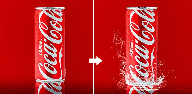 tutorial efecto agua Photoshop ep,28
