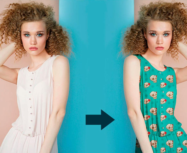 Patrones Photoshop: Cómo aplicar motivos o patrones Photoshop
