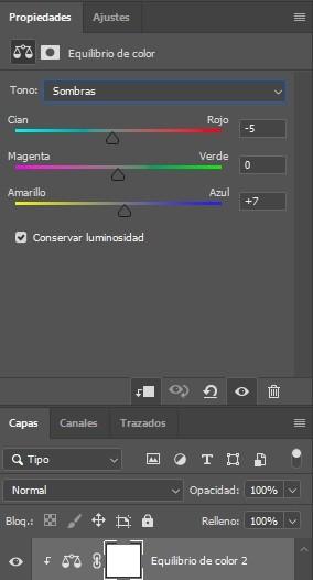 Photoshop cambiar fondo Img. 5.2
