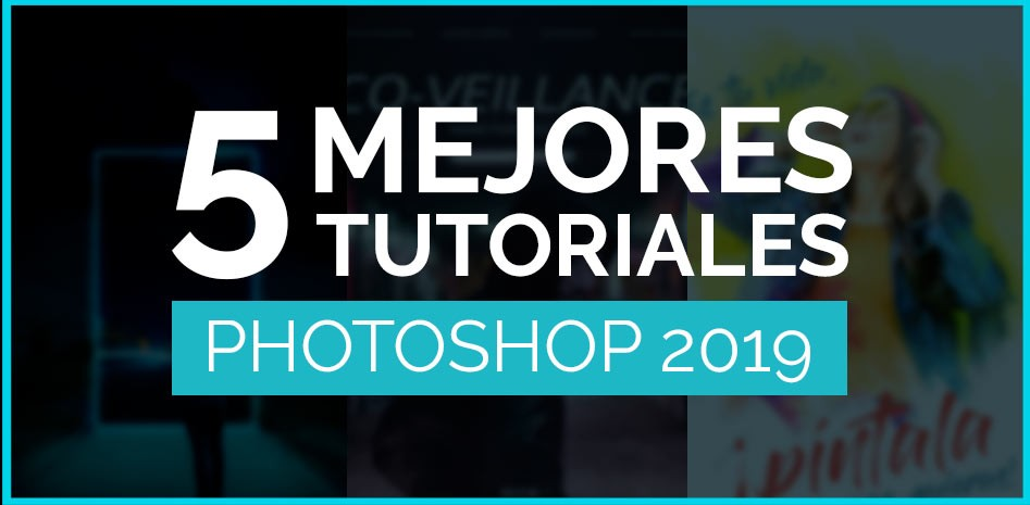 los mejores tutoriales photoshop gratis