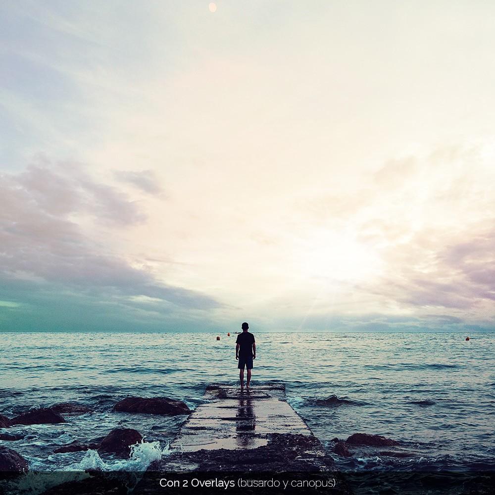 Cielos y nubes | Paquete Overlays