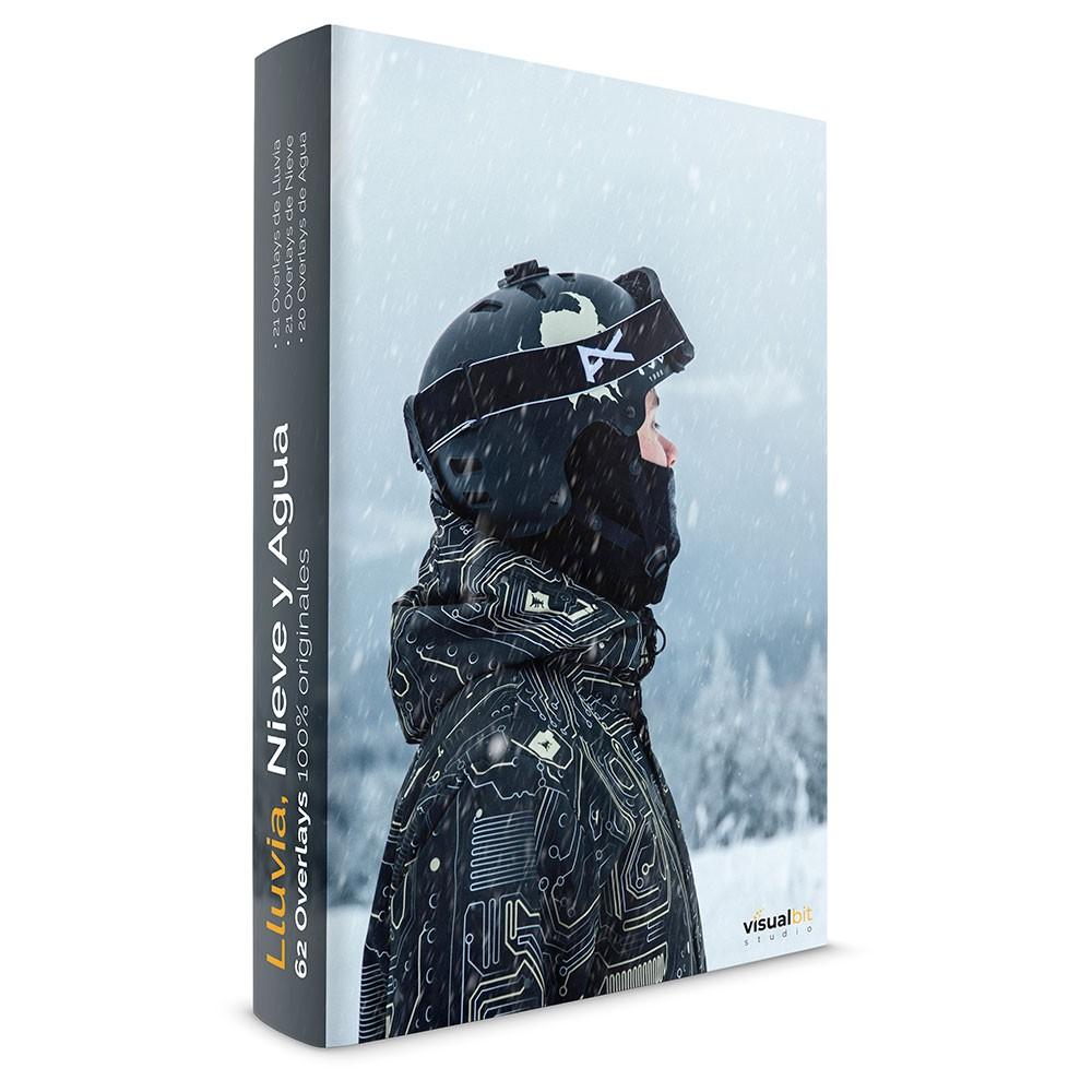 paquete-overlays-nieve-lluvia-agua