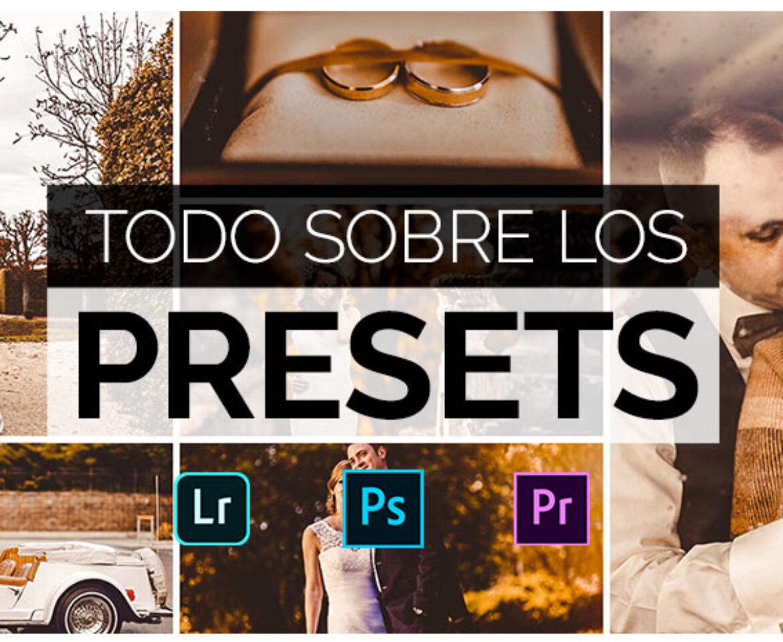 Presets Lightroom y Photoshop | Presets Gratis