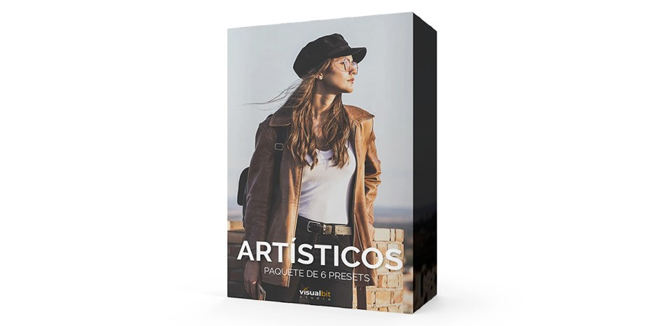 Featured Image presets artisticos