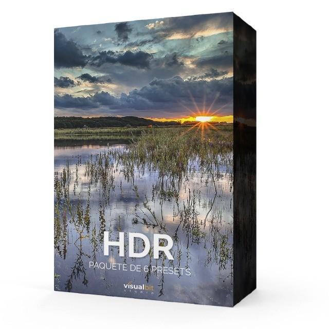 Portada HDR Presets