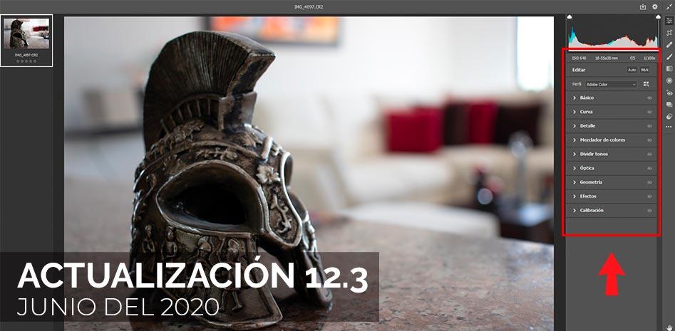 Featured Image actualizacion camera raw 12.3