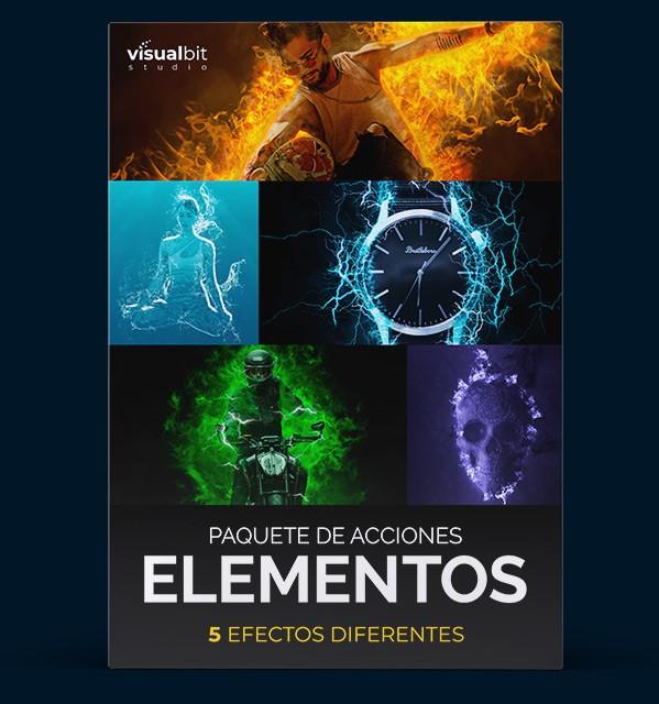 Accoines elementos Visualbit Studio