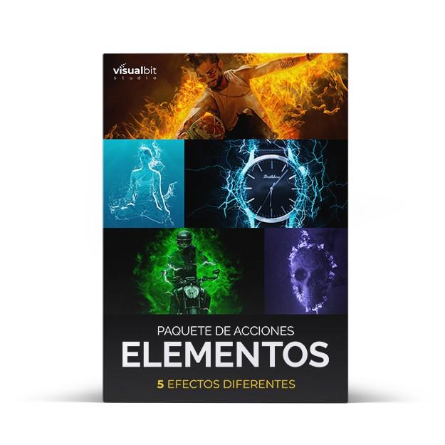 Portada paquete elementos para Hotmart