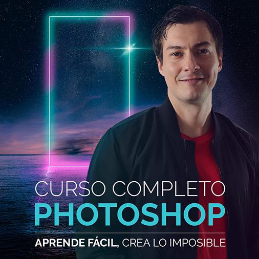 Curso photoshop inciar sesion
