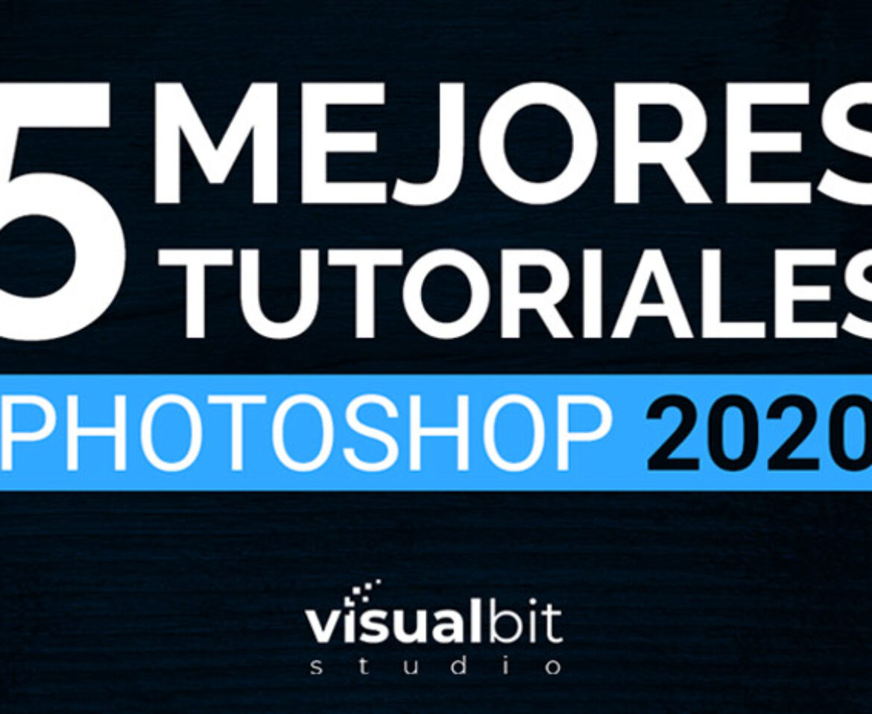 Top 5 mejores tutoriales Photoshop
