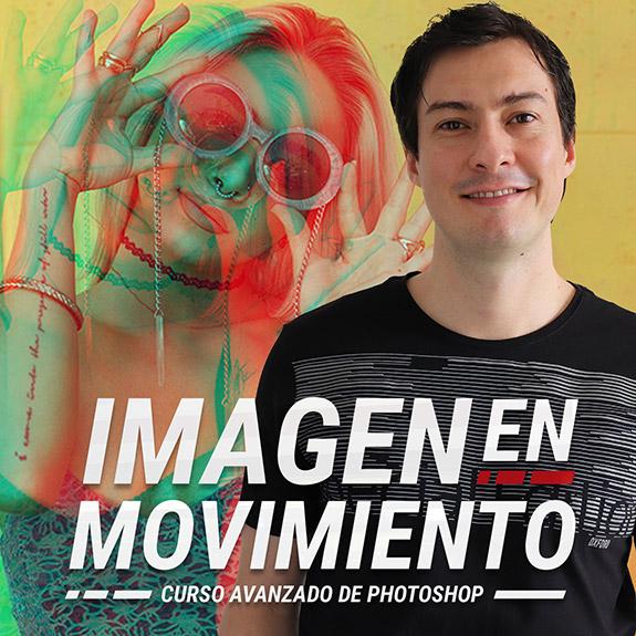 Curso de photoshop imagen en movimiento