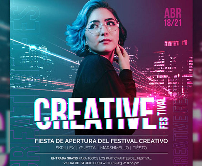 Diseño de publicidad para un evento con Adobe Photoshop