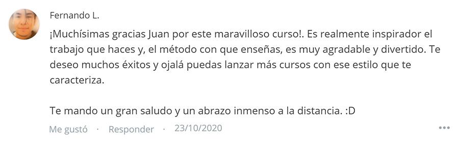 Opinión Fernando