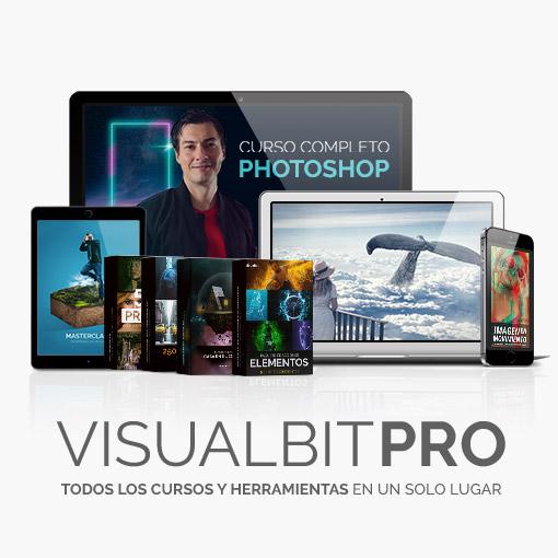 VisualbitPRO Todos los cursos y herramientas
