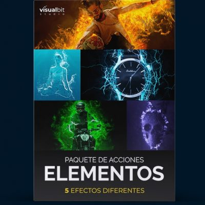 Accoines elementos Visualbit Studio